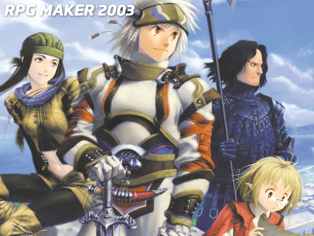 RM2K3 Tutorials – RPG Maker Times