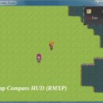 Map Compass Hud (RMXP)