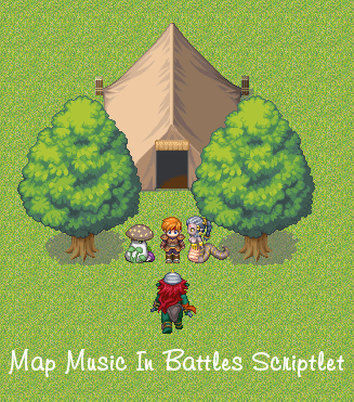 Map Music In Battles Scriptlet (RMXP)