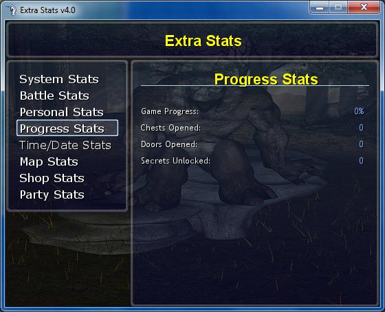 Extra Stats Script (ESS)