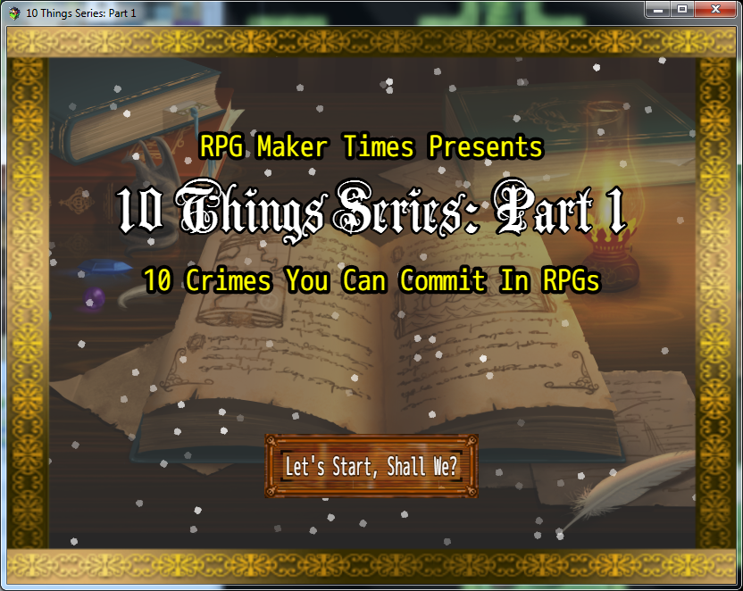 Title Screen Add-Ons Plugin (Old Version)