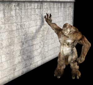 Trolls - Against A Brick Wall