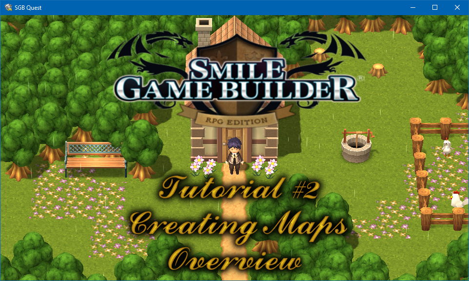 Smile Game Builder - Tutorial #2: Creating Maps Overview