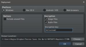 Encryption | RPG Maker MV v1.3