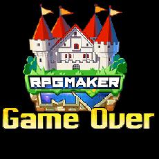Game Over Graphics RPG Maker MV