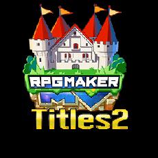Titles2 Graphics RPG Maker MV
